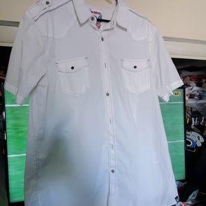 Machine Shirts - Men's short sleeve shirt